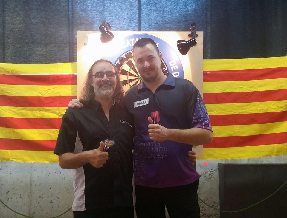 24è Campionat de Catalunya: <br>Carles Arola i Iolanda Riba<br>Campions de Catalunya 2014