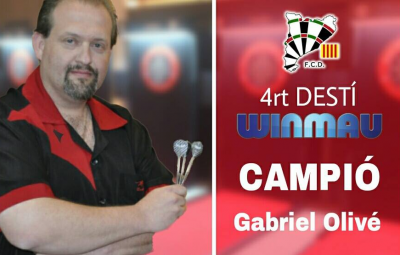 Fotos 4rt Open Dest� Winmau 2015