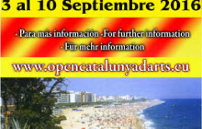 22è Catalunya Open International Dards Calella