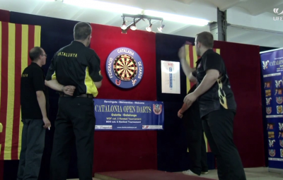 5th Catalonia Open Darts 2016<br>Vídeo
