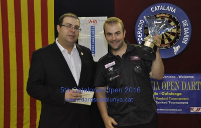 Fotos 5th CATALONIA OPEN DARTS 2016