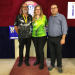 5th FCD ANNIVERSARY OPEN 2019 winners Carles Arola and Aileen de Graff (NED)