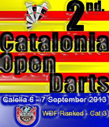1st Catalonia Open Darts: vídeo
