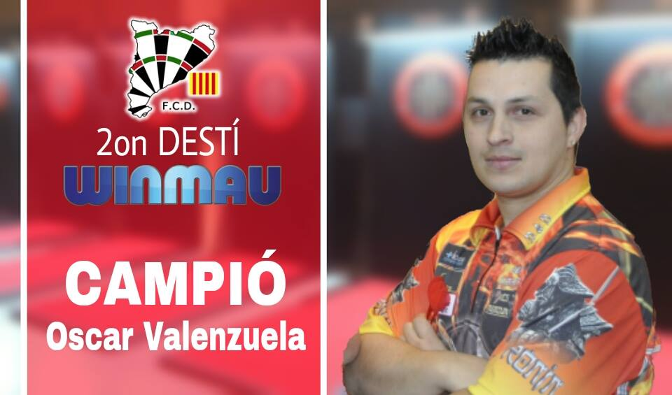 2on Open Destí Winmau 2015