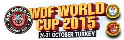 WDF World Cup 2015: <br>Individuals i Parelles
