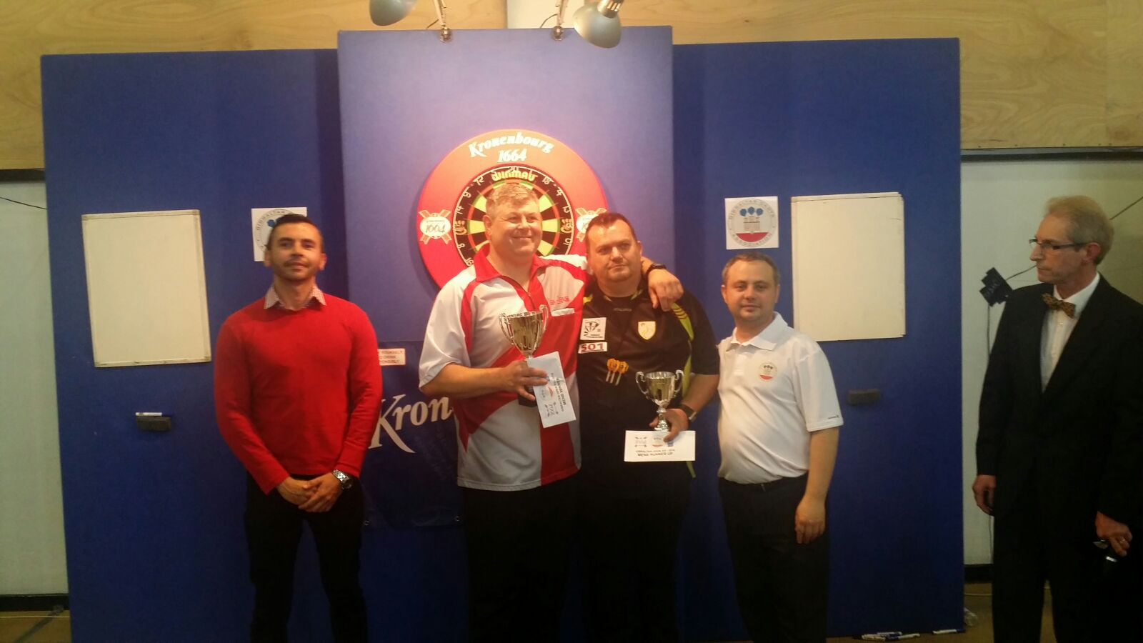 Gibraltar Darts Open XIII 2016: <br> 2on JOSEP ARIMANY