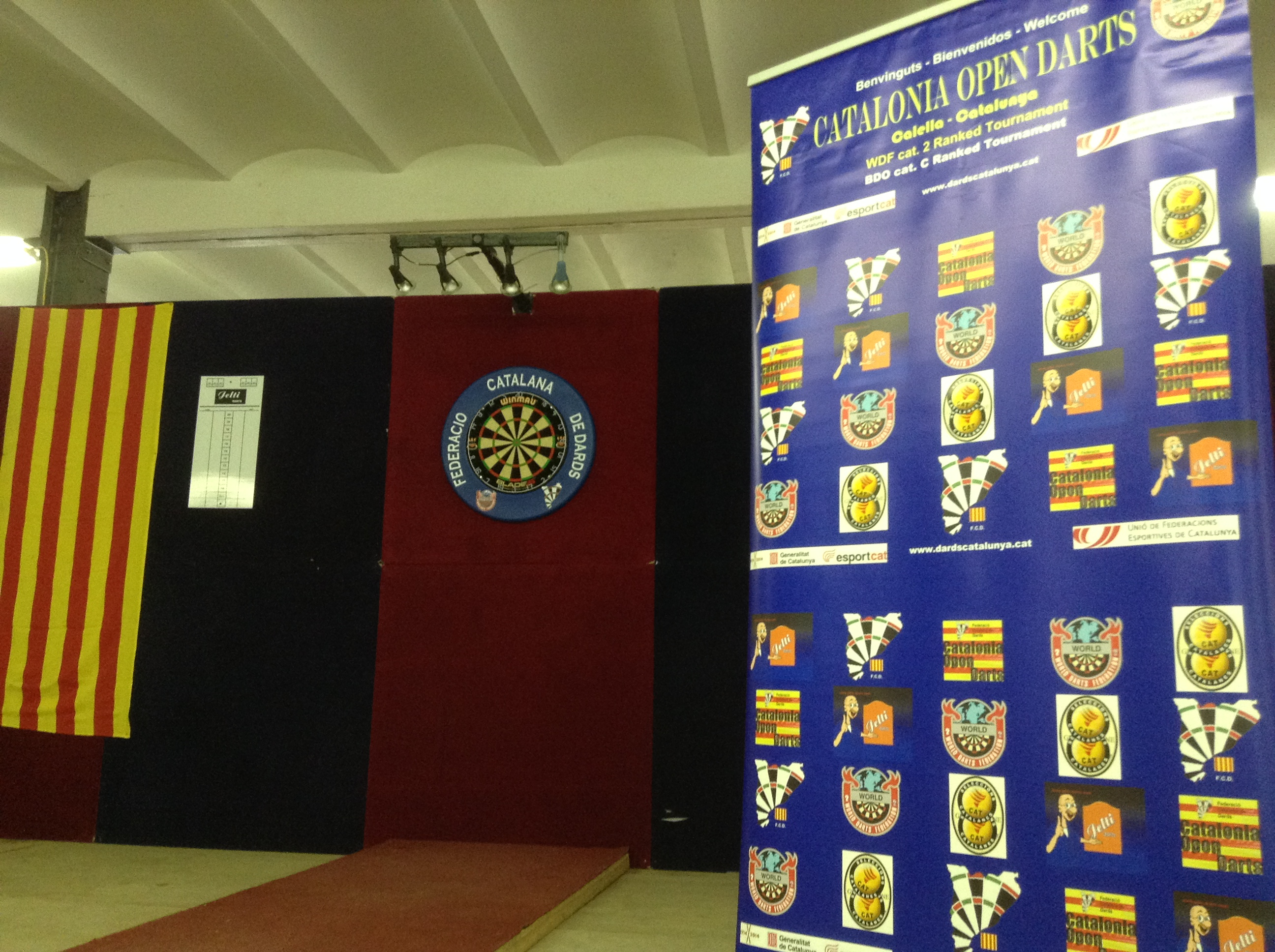 CATALONIA OPEN DARTS 2018