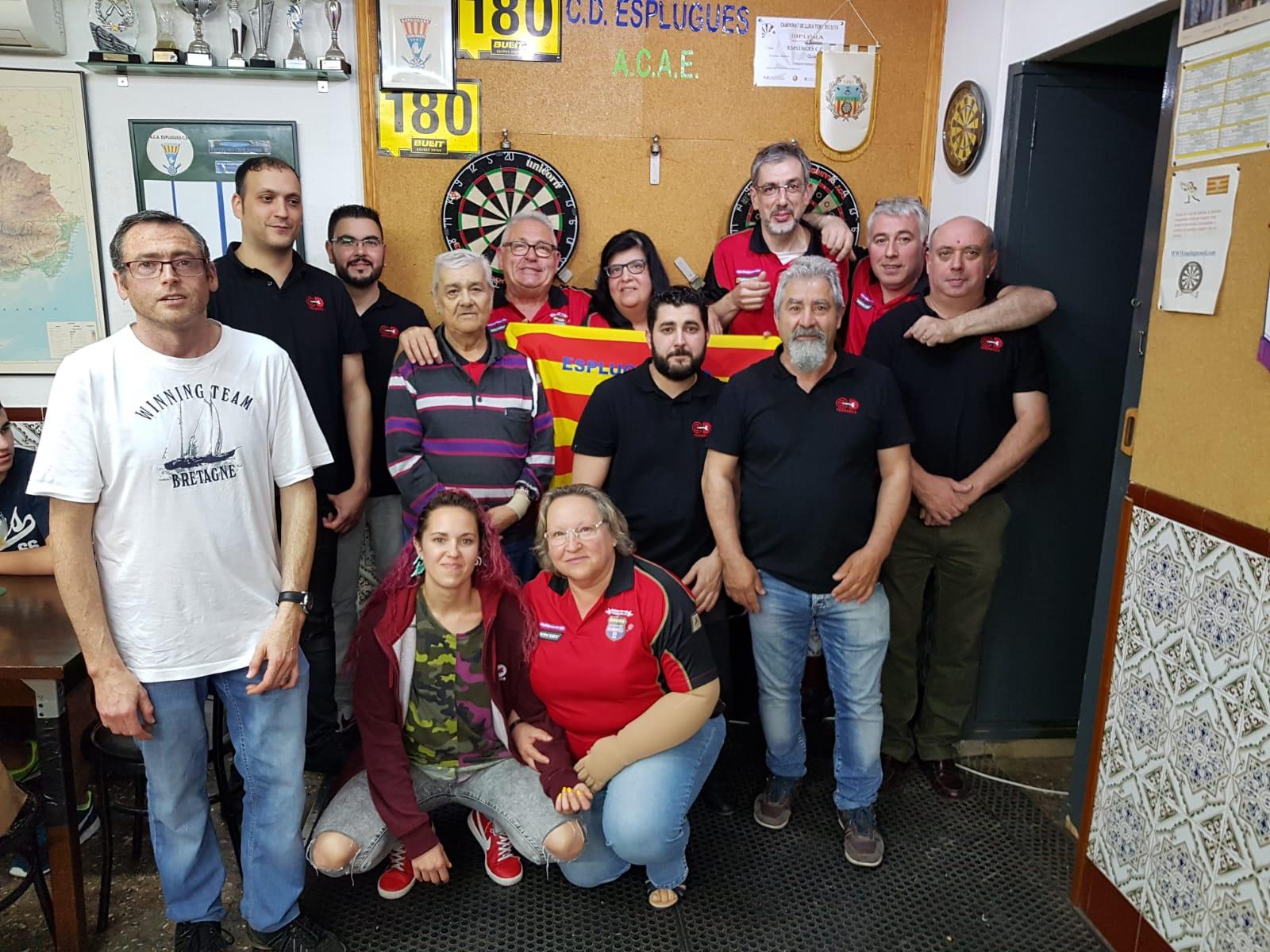 Lliga Catalana 2017-18 Divisió d'Honor <br>Resultats 12 Jornada