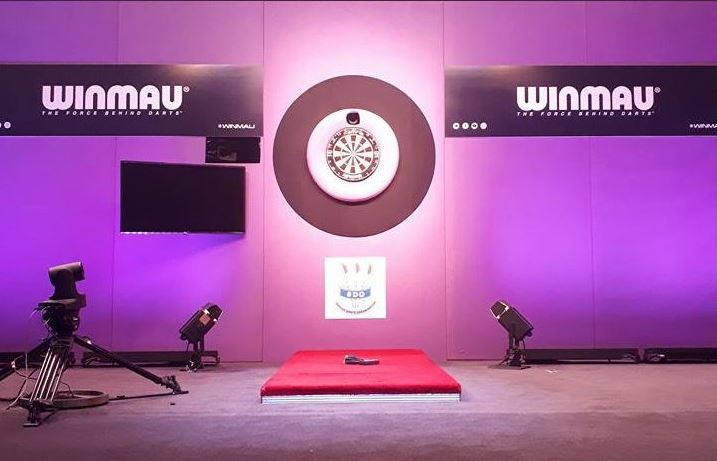 45è Winmau World Masters: Dia 1 Play Off World Pro