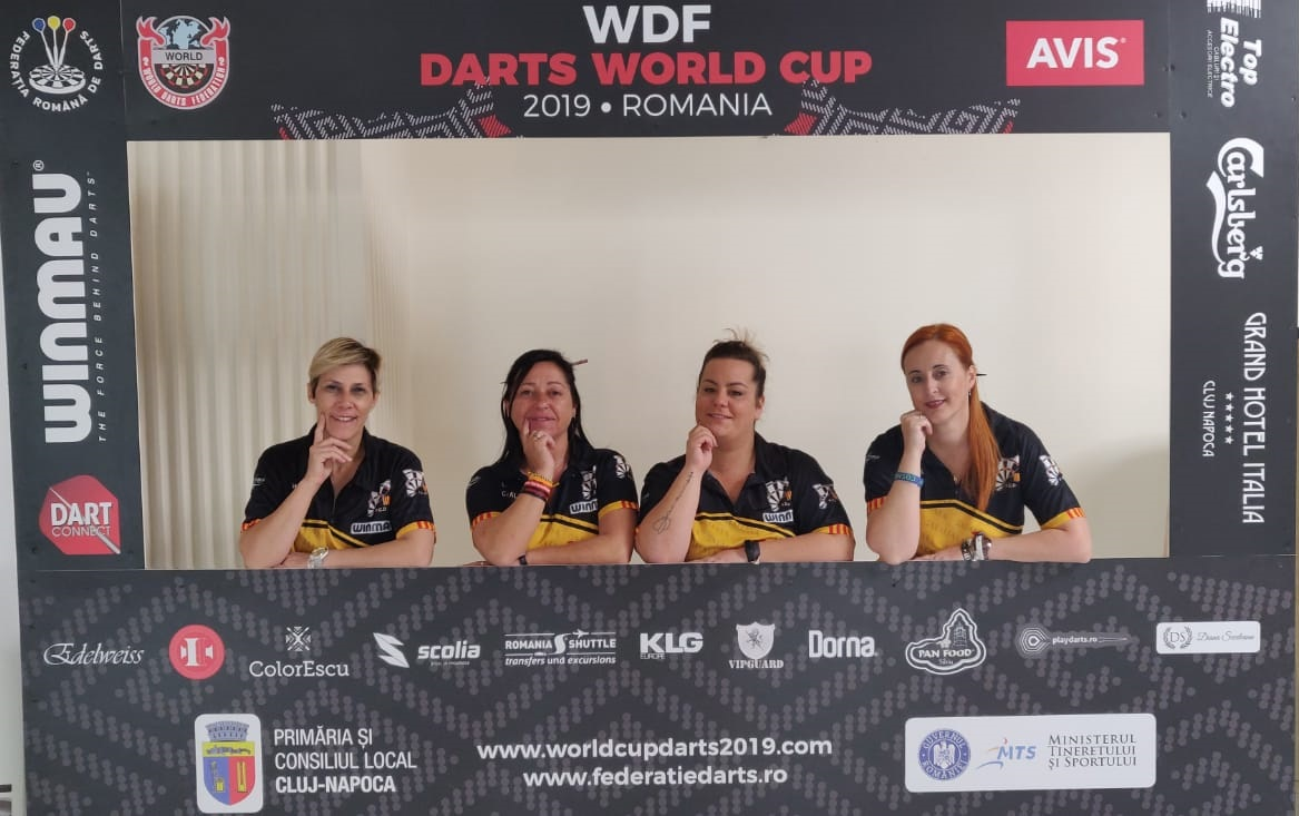 WDF WORLD CUP 2019: Romania <br>Resultats + TV streaming