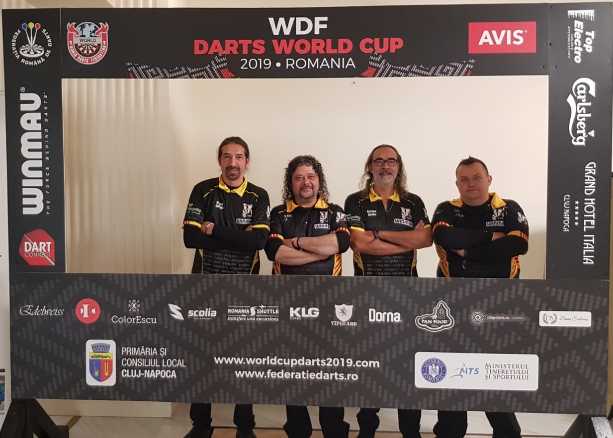 WDF Darts World Cup 2019 - Romania