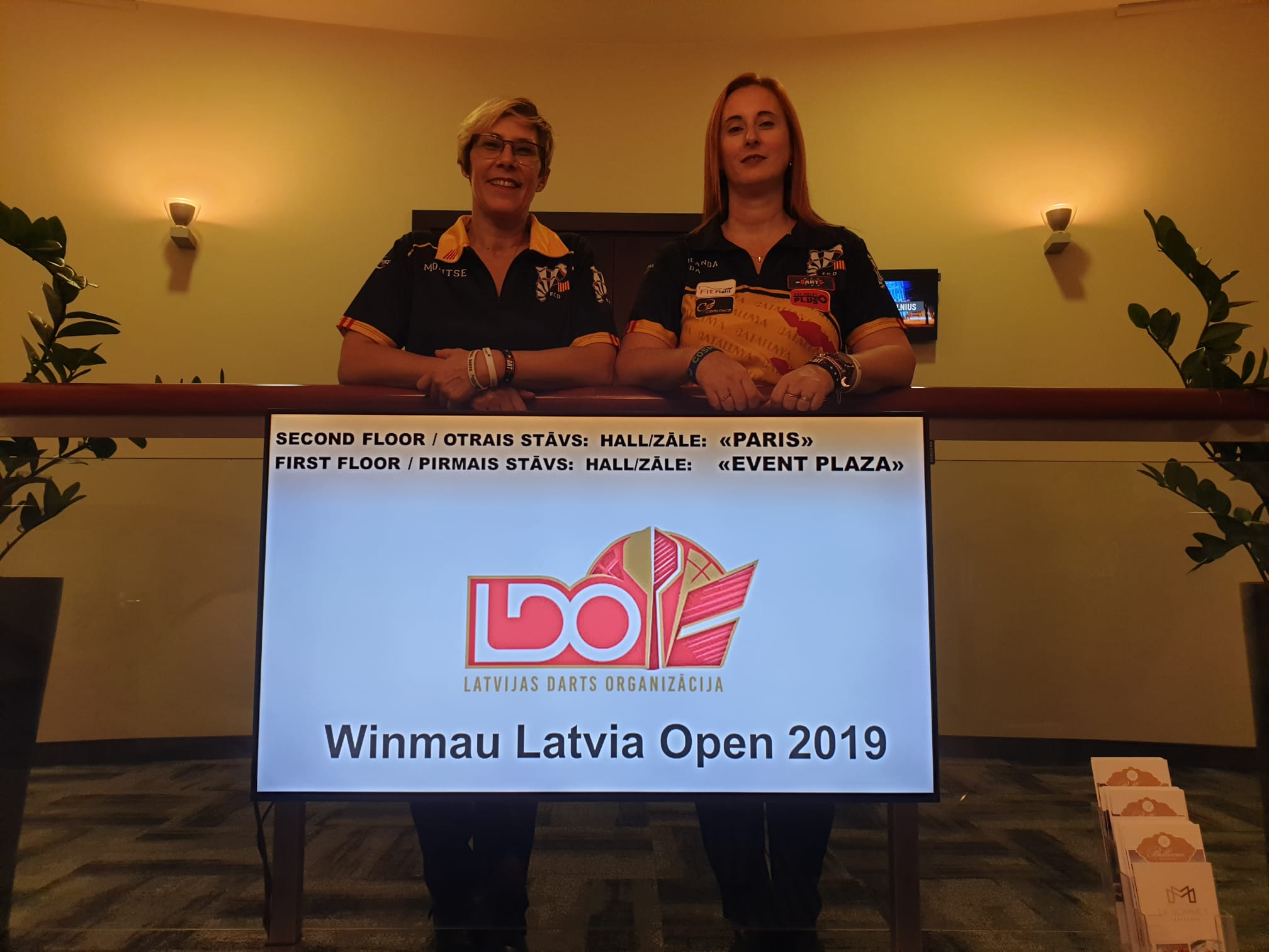 Fotos Winmau Latvia Open 2019